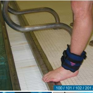 COPY - Aquatic ankle weights 3lb/pair
